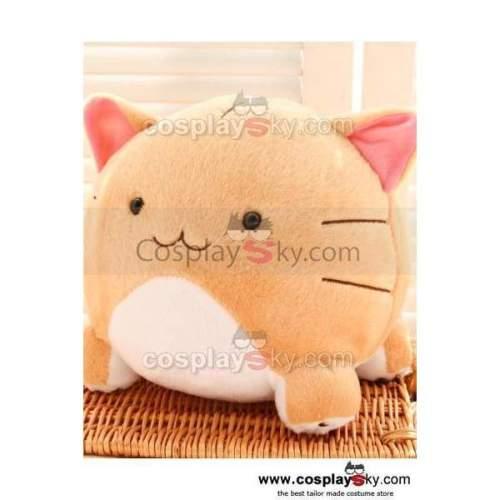 Poyopoyo Kansatsu Nikki Plush Cat Neko Doll Poyo Satou Toy