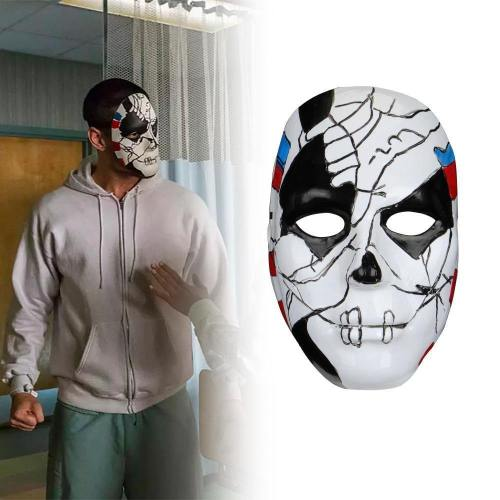 The Punisher 2 Billy Russo Halloween Cosplay Mask