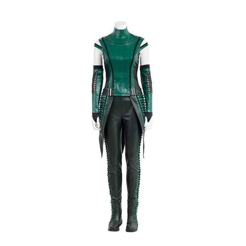 Guardians Of The Galaxy 2 Mantis Costume Halloween Party Cosplay Suit