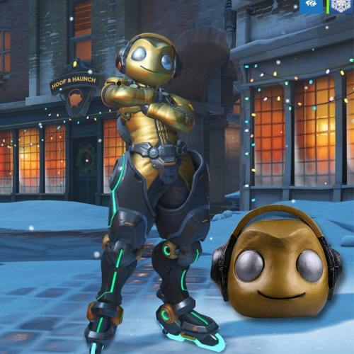 Game Overwatch Lucio Mask Full Head Helmet Halloween Mask