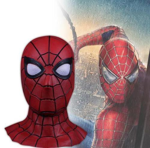 Avengers Infinity War Spiderman Halloween Cosplay Mask