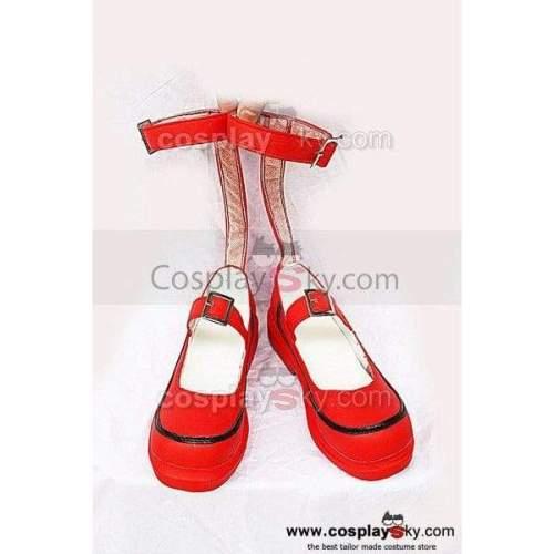 When They Cry 3 Maria Ushiromiya Cosplay Shoes