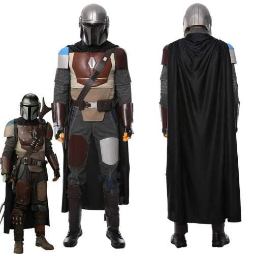 Star Wars Mandalorian Suit Cosplay Costume