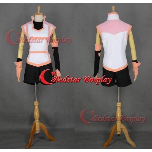 Grimgar Of Fantasy Ash Yume Cosplay Costume