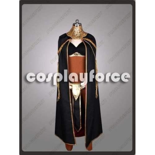 Fire Emblem Awakening Tharja Mage Cosplay Costume Mp002246