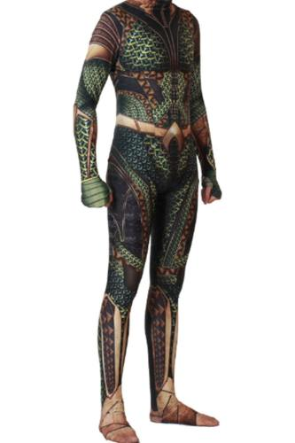 Aquaman Arthur Curry Outfit Cosplay Costume