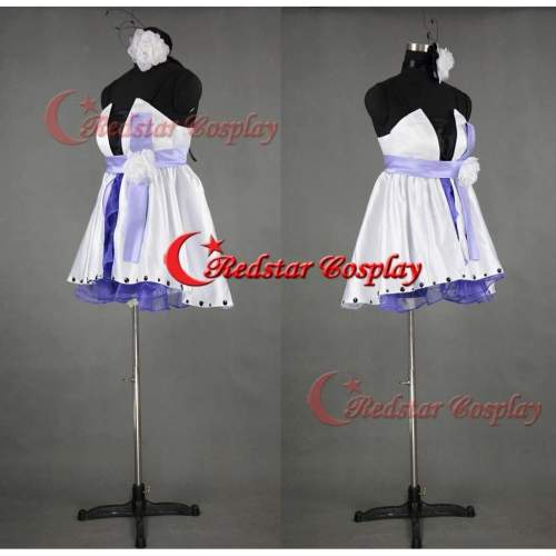 Anime Vocaloid Hatsune Miku Project Diva-2Nd Luka Cosplay Costume Custom In Sizes
