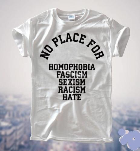 Homophobia Sexism T-Shirt