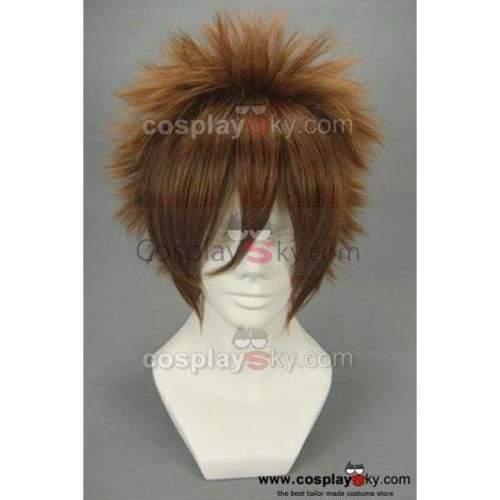 Shiki Akira Tanaka Cosplay Wig