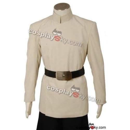 Star Wars Imperial Security Bureau Isb Officer Costume Uniform