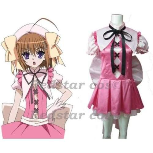 Haruna Cosplay from Kore Wa Zombie Desu Ka Costume - Custom-made in Any size