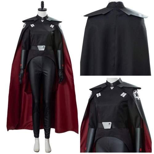 Star Wars Jedi: Fallen Order The Second Sister Uniform Cosplay Costume