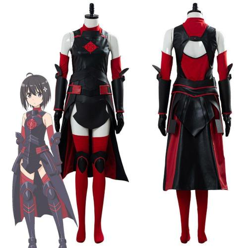 Bofuri: I Don'T Want To Get Hurt So I'Ll Max Out My Defense Maple Cosplay Costume