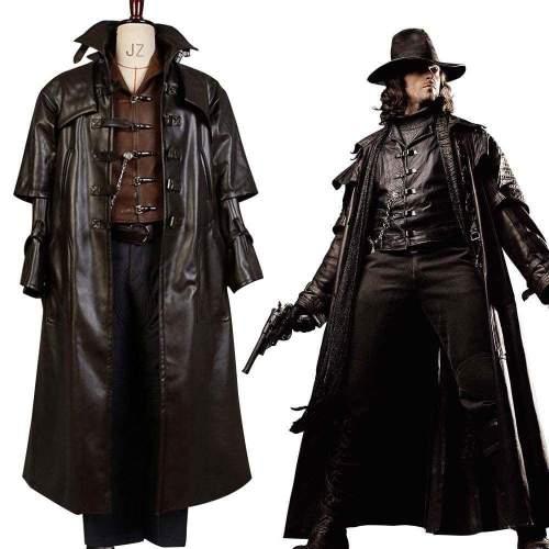 Van Helsing Hunter Of Monsters Van Helsing Cosplay Costume