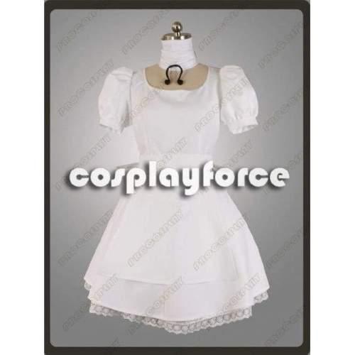 White Alice: Madness Returns Maid Cosplay Costume