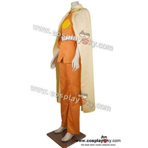 Soreike! Anpanman Creampanda Cosplay Costume