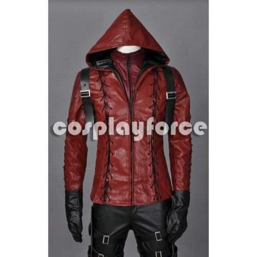 Green Arrow Season3 Arsenal Cosplay Costume Jacket Only