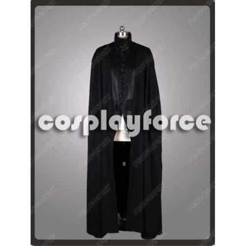 Harry Potter Hogwarts School Severus Snape Cosplay Costume Mp002904