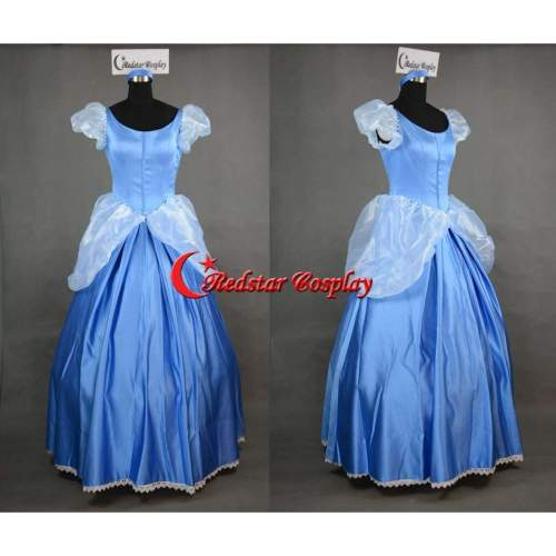 Sandy Princess Cinderella Princess Cosplay Costume Adult Dress Custom In Sizes