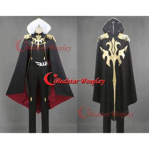Code Geass Cosplay Julius Kingsley Cosplay Costume Lelouch Vi Britannia Cosplay