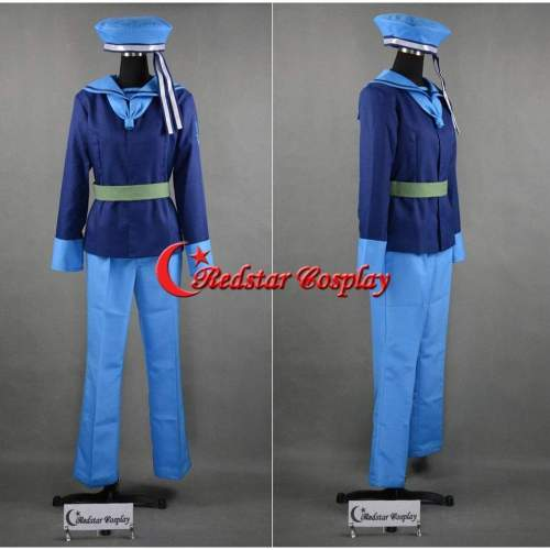 Aph: Axis Powers Hetalia Norway Cosplay Costume - Costume Made In Any Size