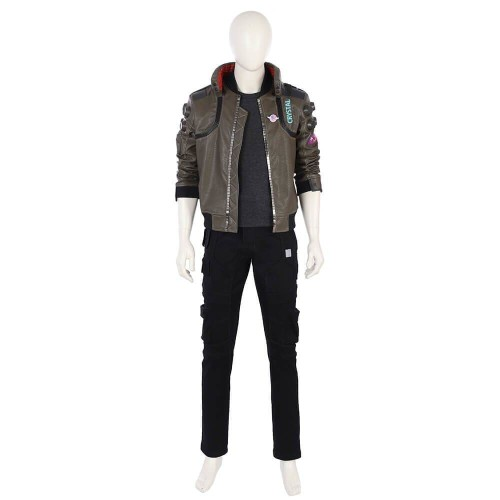 Cyberpunk  Cosplay Man Costume Role Playing Customize Suit