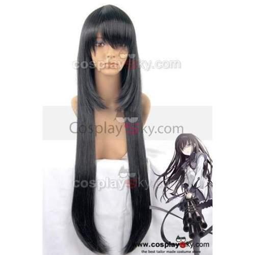Puella Magi Madoka Magica Akemi Homura Cosplay Wig