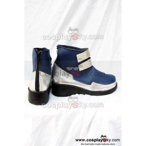 Tsukihime Ciel Cosplay Boots Shoes Custom-Made