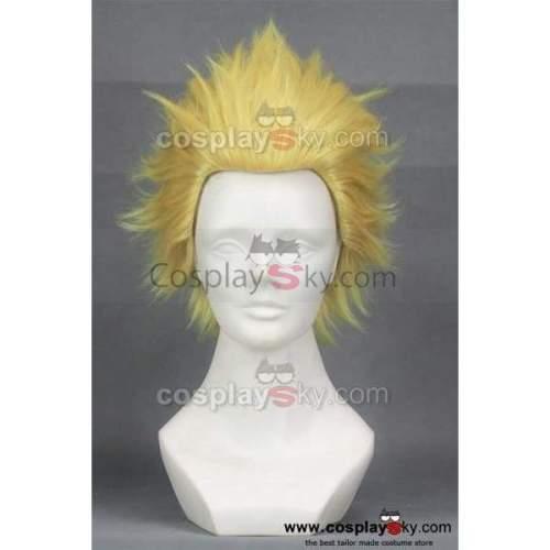 Fate/Zero Archer Gold Cosplay Wig