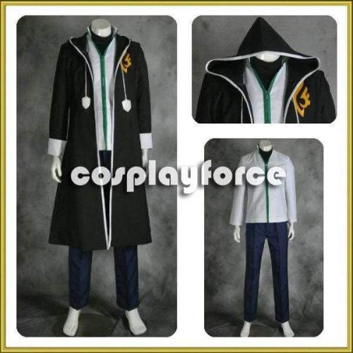 Fairy Tail Jellal Fernandes Cosplay Costume