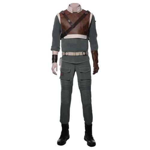 Star Wars Jedi: Fallen Order Outfit Cosplay Costume