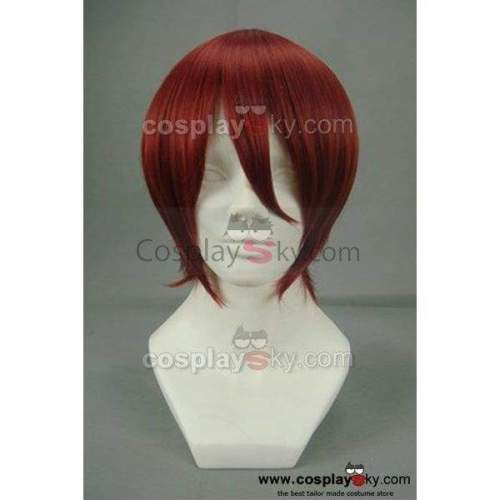One Piece Shanks Cosplay Wig
