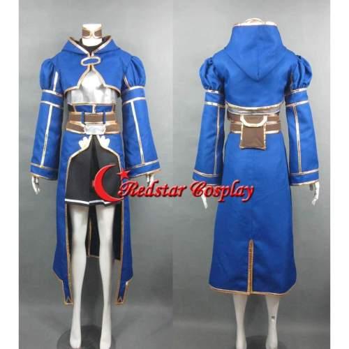 Sword Art Online Shirica Cosplay Costume Custom In Any Size