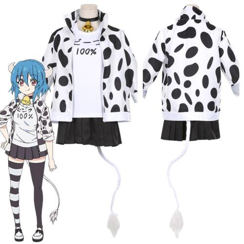 Anime Dropkick On My Devil Minos Outfit Cosplay Costume
