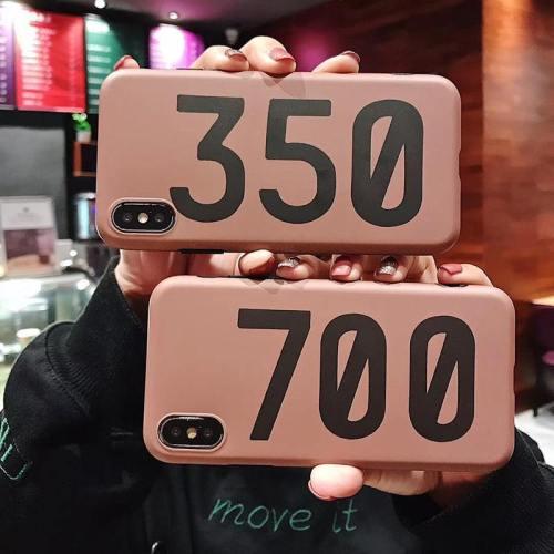 Trendy Boost 350 700 V2 Matte Phone Case