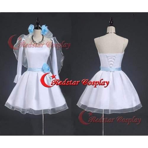Love Live Cosplay Costume Wedding Dress Cosplay Umi Sonoda Cosplay Costume Daily Dress