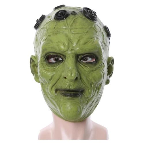 Krypton Brainiac Cosplay Mask Props