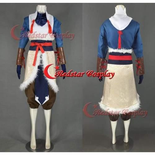 Takumi Cosplay Costume From Fire Emblem Fates