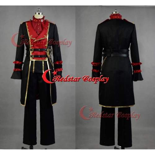 Ensemble Stars!Valkyrie Shu Itsuki Halloween Cosplay Costume Outfit Uniform Suit