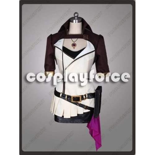 Rwby Season 2 Yang Xiao Long Cosplay Costume