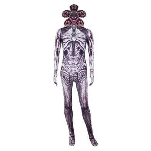 Stranger Things 3 Demogorgon Jumpsuit Cosplay Costume