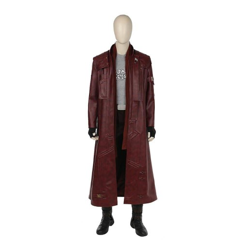 Guardians Of The Galaxy 2 Cosplay Costume Star Lord Costume