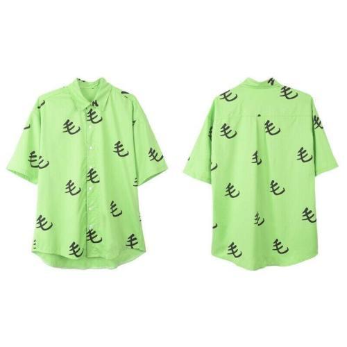 Anime One Punch-Man Saitama Shirt Short Sleeve T-Shirt Blouse Costumes