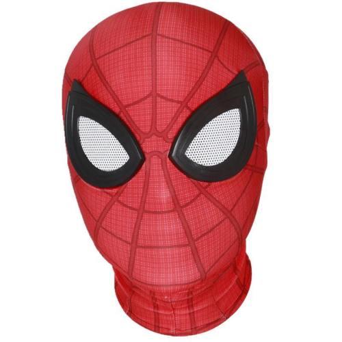 Spider Far From Home Peter Parker Mask Lenses 3D Cosplay Spider Superhero Props Masks Halloween Event Costume
