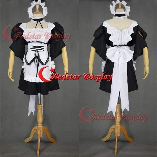 Ayuzawa Misaki Cosplay Costume Commission Style From Kaichou Wa Maid-Sama Cosplay