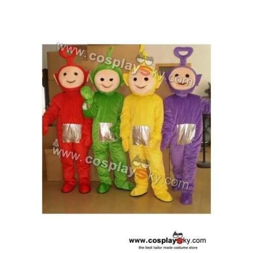 Teletubbies Mascot Costume Adult Size