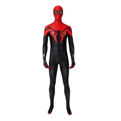 Marvel Comics Superior Spider Man Costume Spiderman Jumpsuit