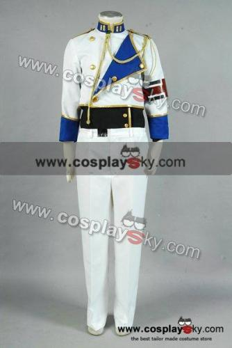 Umineko No Naku Koro Ni Chiester 410 Costume Set Male Version