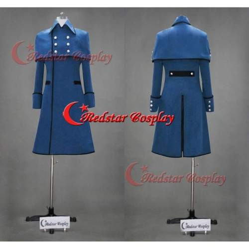 Black Butler Cosplay Chapter 22 Ciel Phantomhive Costume Custom In Any Size