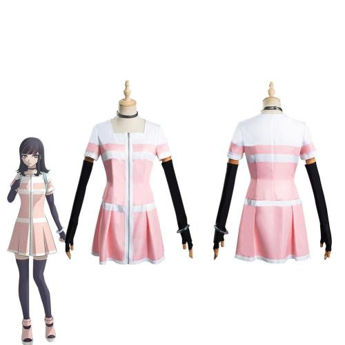 Akudama Drive Ordinary Person Dress Outfits Halloween Carnival Suit Cosplay Costume